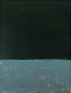 Mark Rothko. Untitled. 1969