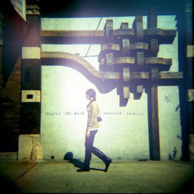 Telefon Tel Aviv. Immolate Yourself