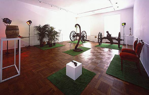 Декорация: Завоевание (Décor: A Conquest), 1974–1975. Institute of Contemporary Arts, Лондон