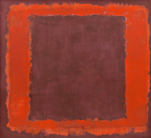Mark Rothko. Untitled, Mural for End Wall. 1959