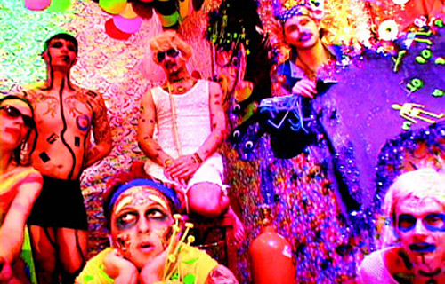 Ryan Trecartin. A Family Finds Entertainment. 2004. Still from a color video