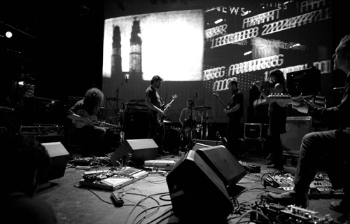 Концерт Godspeed You! Black Emperor в театре l'Olympia