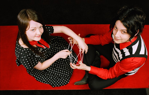 The White Stripes. 2010