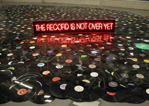 Eduardo Balanza, The Record Is Not Over Yet, 2011