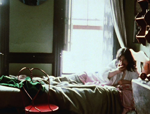 Chantal Akerman, La Chambre, 1972