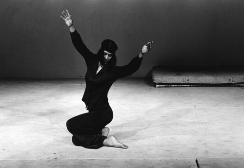 Yvonne Rainer. Three Satie Spoons. 1972