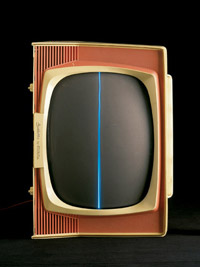 Nam June Paik. Zen for TV. 1963/78