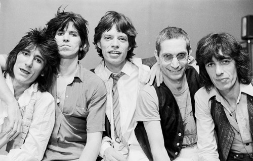 The Rolling Stones. 1978