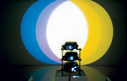 Susan Hiller. Magic Lantern. 1987
