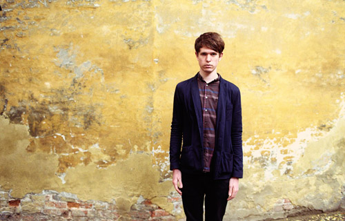 James Blake. «A Case of You»