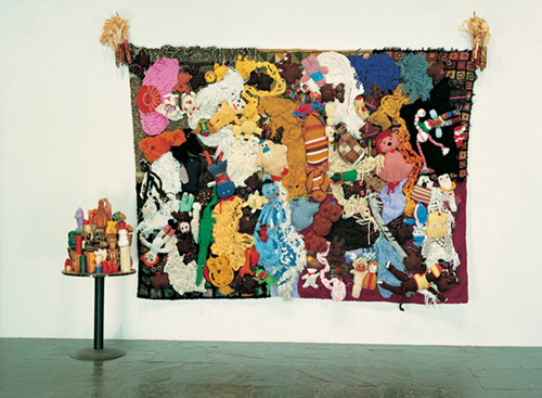 Mike Kelley. More Love Hours Than Can Ever Be Repaid and The Wages of Sin. 1987